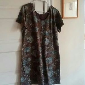 Fresh Produce cotton dress with pockets